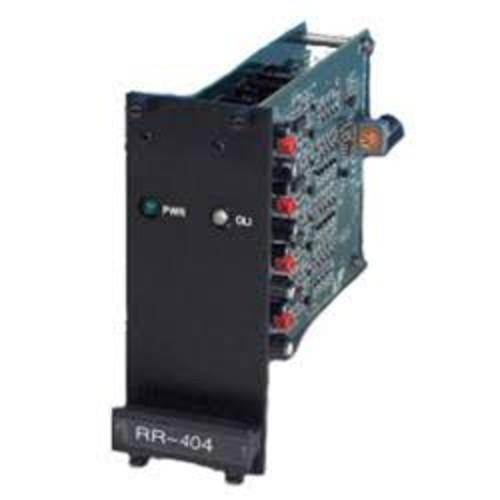 Panasonic RR404C 4 Channel FM Video Rack Card Receiver - Multimode