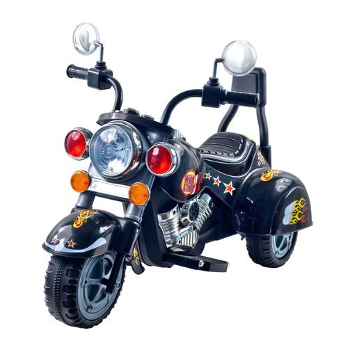 Lil' Rider Road Warrior Motorcycle 6V Ride-On