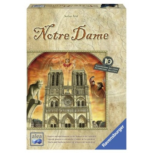 Ravensburger Notre Dame - 10th Anniversary Edition