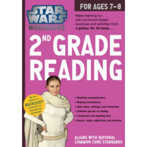 Star Wars Workbook: Grade 2 Reading!