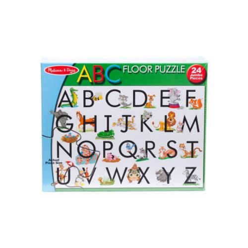 MELISSA & DOUG 24pc ABC Floor Puzzle