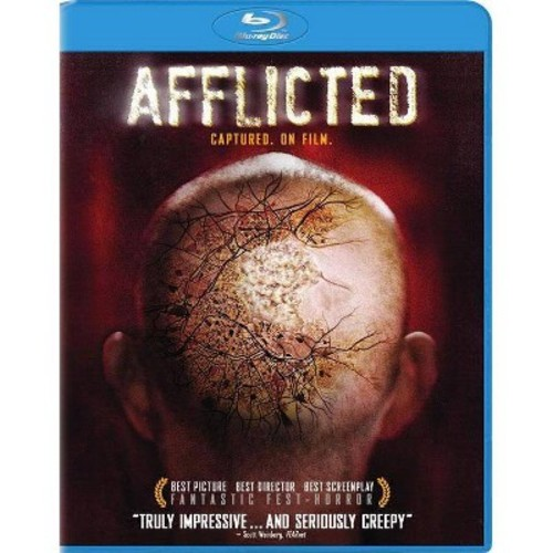 Afflicted (Includes Digital Copy) (UltraViolet) (Blu-ray)