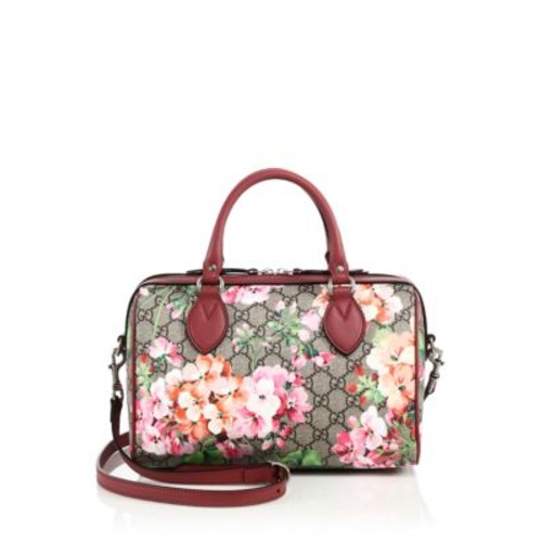 GUCCI Blooms Gg Supreme Top-Handle Bag