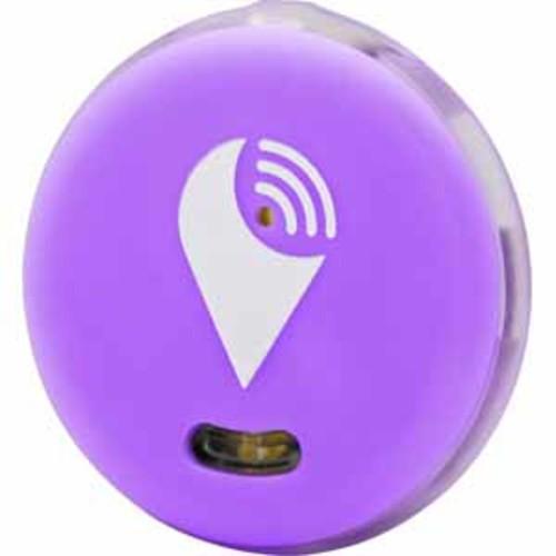 TrackR pixel Bluetooth Item Tracker - Purple