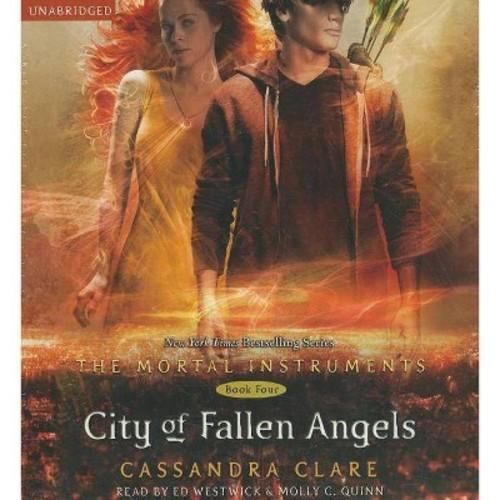 City of Fallen Angels (Unabridged) (CD/Spoken Word) (Cassandra Clare)