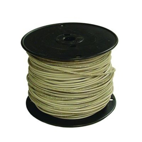 Southwire 500 ft. 12 White Stranded CU XHHW Wire