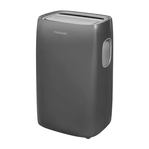 Frigidaire - 14,000 BTU Portable Air Conditioner and 4,100 BTU Heater - Gray