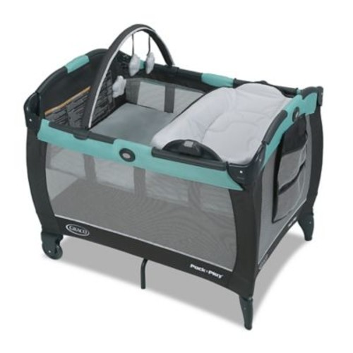 Graco Pack 'n Play Playard Reversible Napper and Changer LX in Tenley