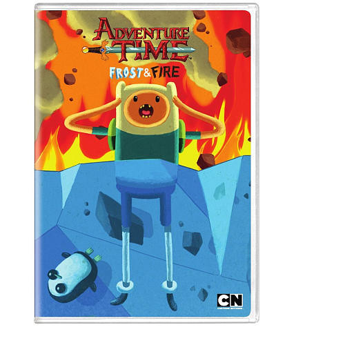 Cartoon Network: Adventure Time - Frost and Fire Volume 9 DVD