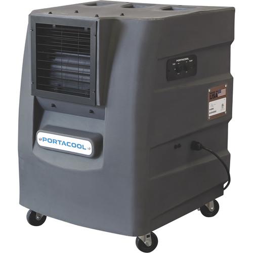 Portacool Cyclone Portable Evaporative Cooler  2000 CFM, Model# PACCY120GA1
