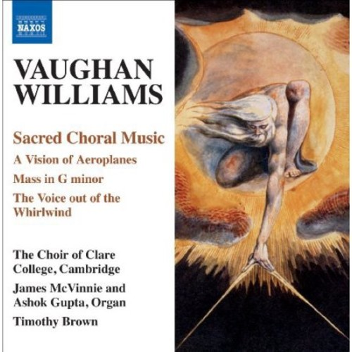 Vaughan Williams: Sacred Choral Music [CD]