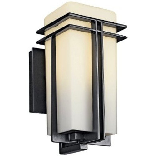 Tremillo Outdoor Wall Sconce [Light Option : Incandescent]