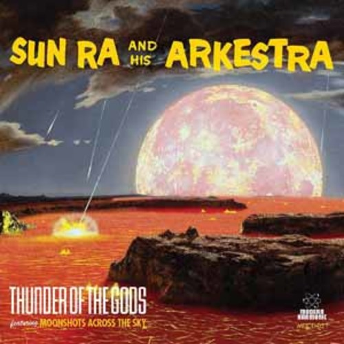 Sun Ra - Thunder Of The Gods [Audio CD]