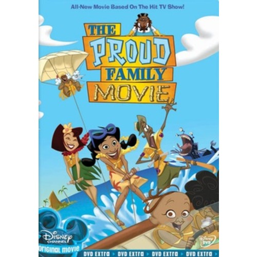 Buena Vista Home Entertainment The Proud Family Movie