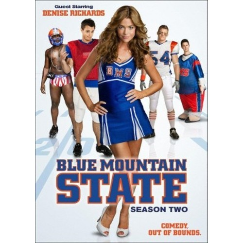 Blue Mountain State: Season Two [2 Discs] [DVD]