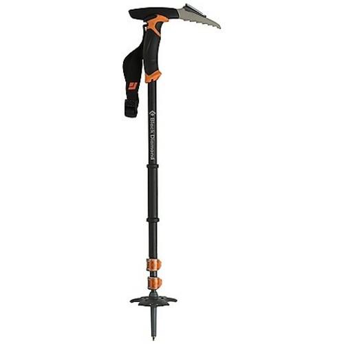 Black Diamond Carbon Whippet Ski Pole BD Orange 100-140cm