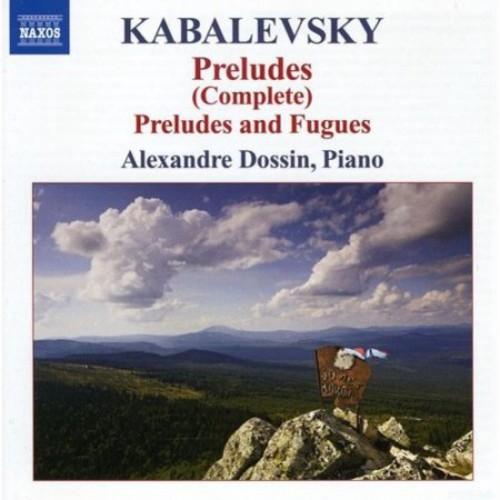 Kabalevsky: Preludes (Complete) [CD]