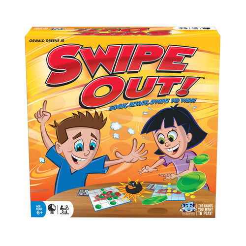 R & R Games Swipe Out!