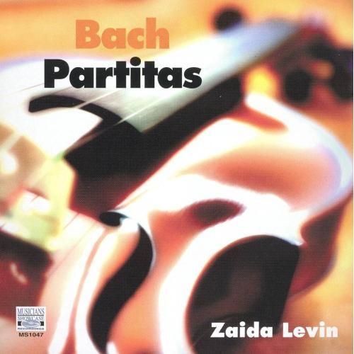 Bach: Partitas [CD]