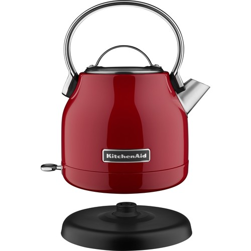 KitchenAid KEK1222ER 1.25-Liter Electric Kettle - Empire Red [Empire Red]