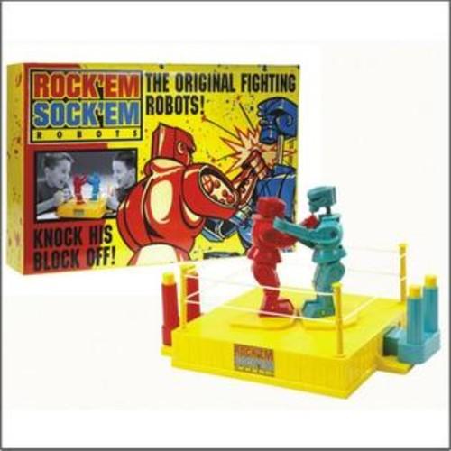 Mattel W11575 Rock 'Em Sock 'Em Robots Game