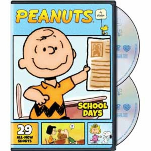 Peanuts By Schulz: School Day [DVD]