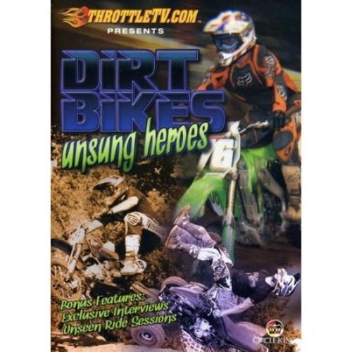 Dirt Bikes: Unsung Heroes [DVD] [English]