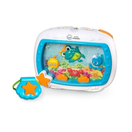 Baby Einstein Sea Dreams Soother [Plush Toy + SeaDreams Soother]