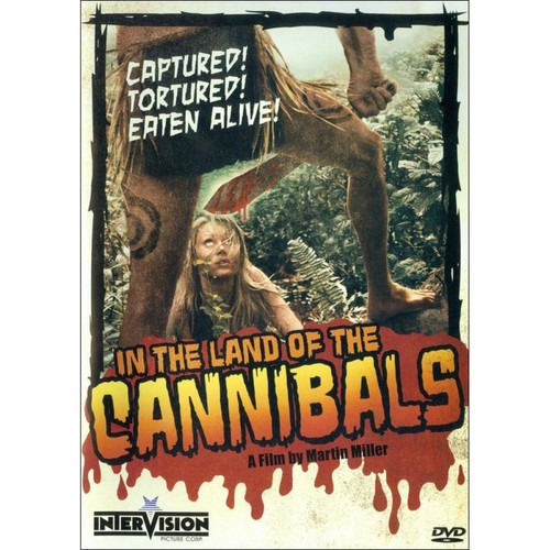 In the Land of the Cannibals [DVD] [2003]