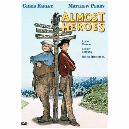 ALMOST HEROES (DVD/WS-1.85/ENG-FR-SP SUB)