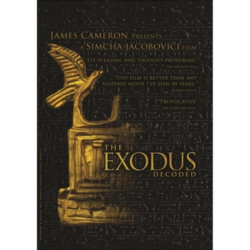 The Exodus Decoded [DVD] [2006]