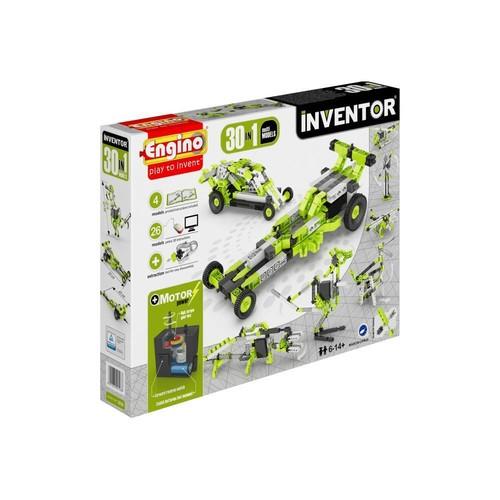 Engino - INVENTOR 30-in-1 Models Motorized Set