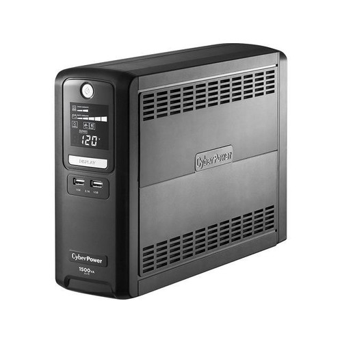CyberPower 10-Outlet 1500VA Battery Back-Up System and Surge Protector