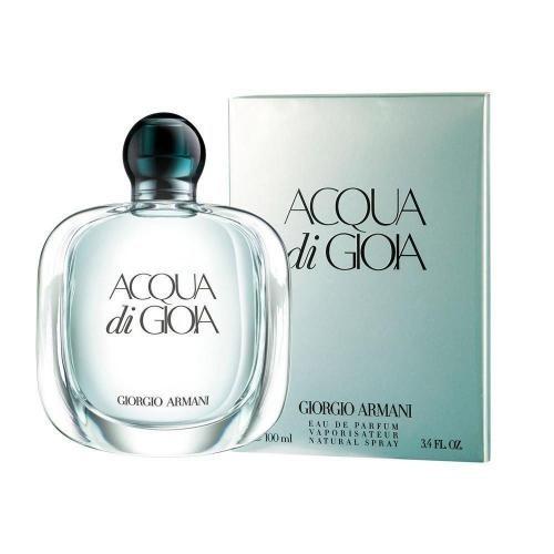 Acqua di Gioia by Giorgio Armani, 3.4 oz Eau De Parfum Spray for women