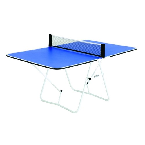Butterfly Family Table Tennis Table [Blue]