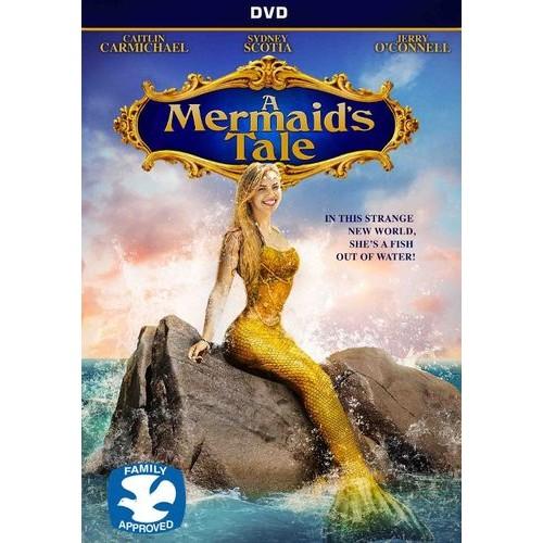 A Mermaid's Tale [DVD] [2017]