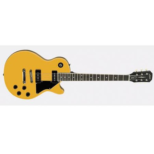 Austin AS Super 6 Special Single Cutaway Left Handed Electric Guitar AS6SPTV