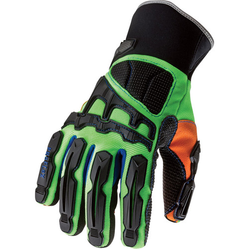 Ergodyne ProFlex Thermal Waterproof Dorsal Impact Reducing Glove  Large, Model# 925f(x)WP