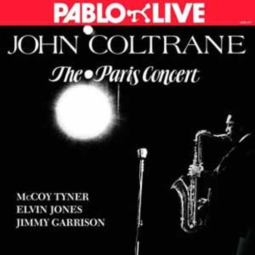Paris Concert Coltrane,John