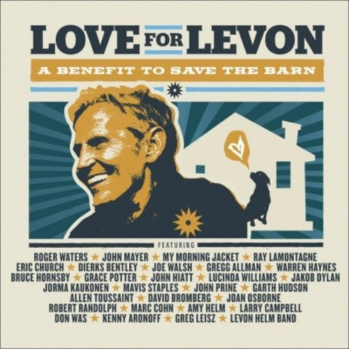 LOVE FOR LEVON: A BENEFIT TO SAVE THE BARN / VAR