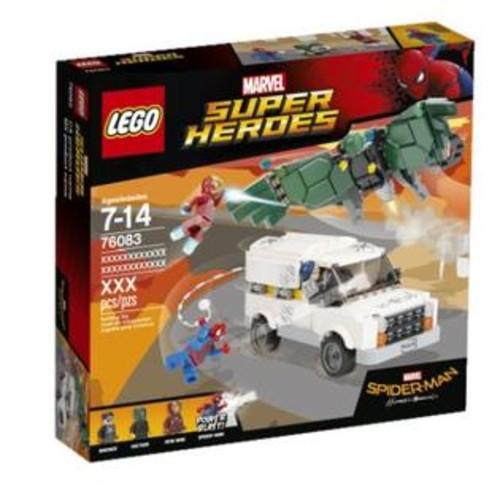 LEGO Beware The Vulture Iron Man