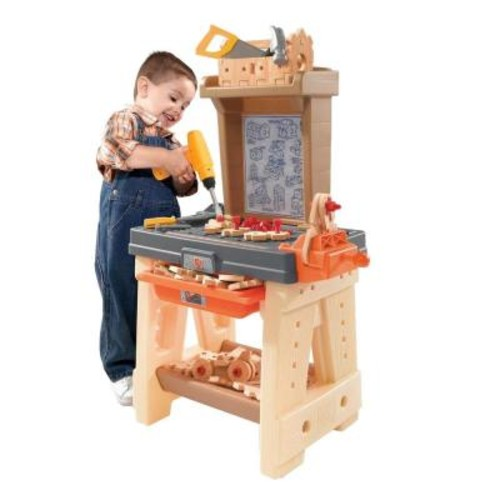 Step2 Real Projects Workshop Playset