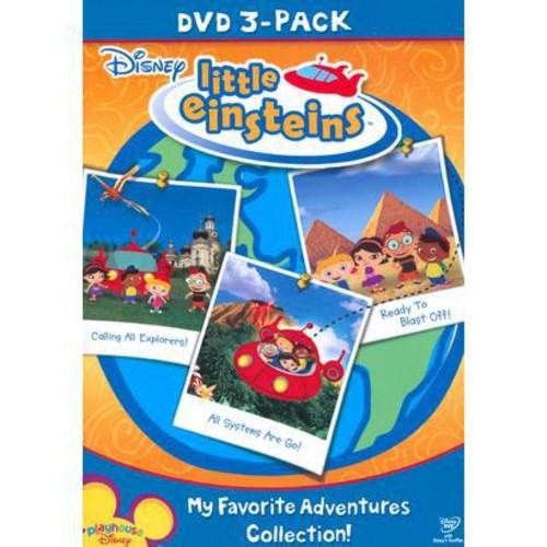 Little Einsteins: My Favorite Adventures Collection! [3 Discs]