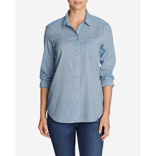 Women's Boyfriend Packable Shirt
