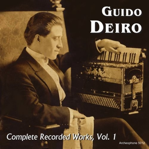 Complete Recorded Works, Vol. 1 [CD]