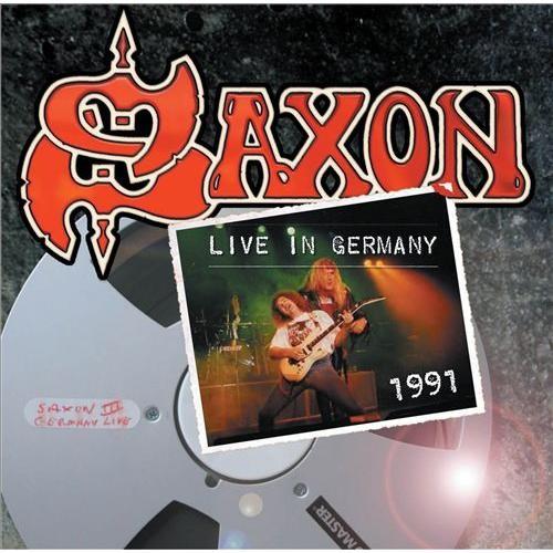 Live in Germany, 1991 [CD]