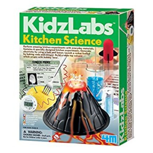 4M Kitchen Science Kit [Kitchen Science]