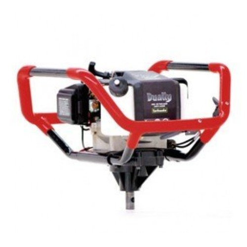 Earthquake Dually 1 or 2-Person Earth Auger Powerhead - 52cc 2-Cycle Engine