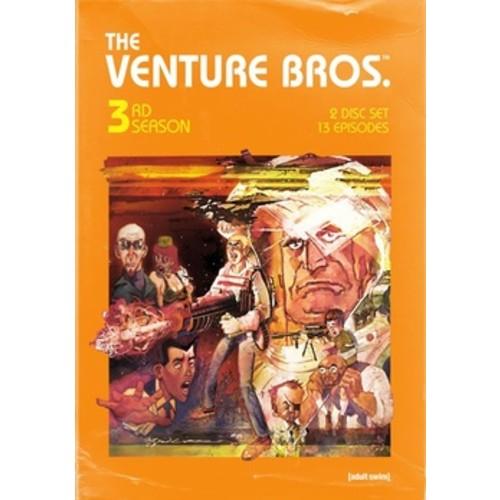 The Venture Bros.: Third Season (Widescreen)