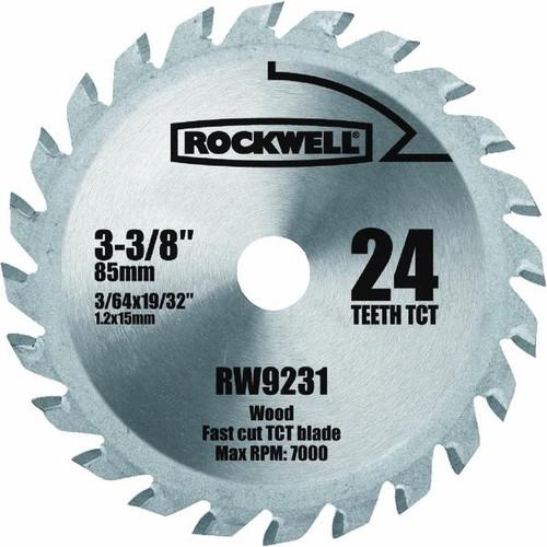 Rockwell Versacut Circular Saw Blade - RW9231